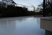 バルコニー防水改修 施工後