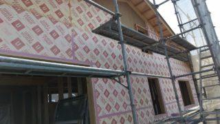 富士市厚原の家 断熱工事