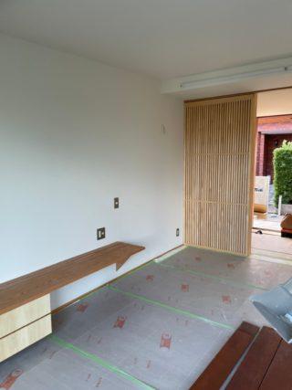 駿河区中原の家 内装工事